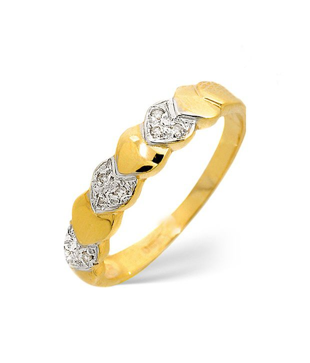 AG Sweetheart Diamond Ring