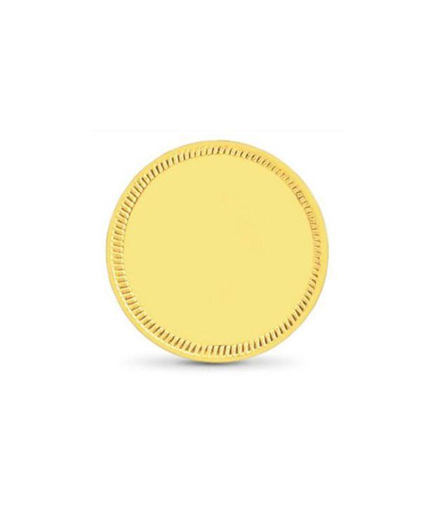 Avsar 10Gms Hallmarked Gold Coin