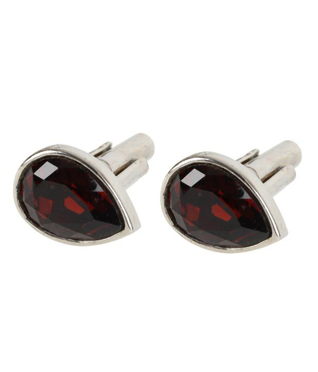 Favola Brown Almond Cufflinks