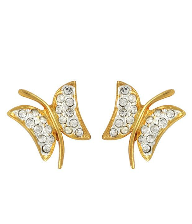 Ilina Cute Butterfly Earrings
