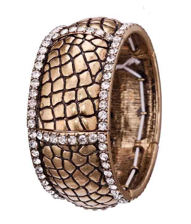 Pari Bedazzling Rhinestone Bracelet