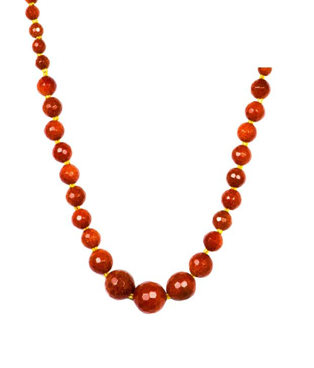 Piebee Sunstone Necklace