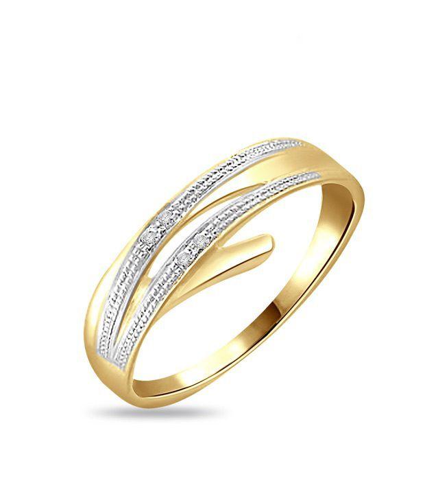 Sparkles Dainty Diamond Ring