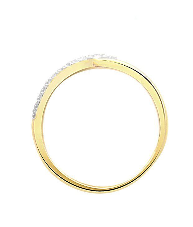 Sparkles Graceful Diamond Ring