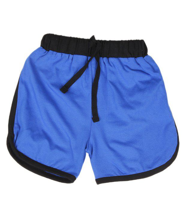 Robinbosky Elegant Royal Blue Shorts For Kids