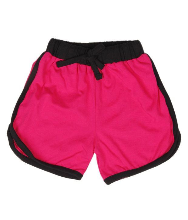 Robinbosky Stylish Fuchsia Shorts For Kids