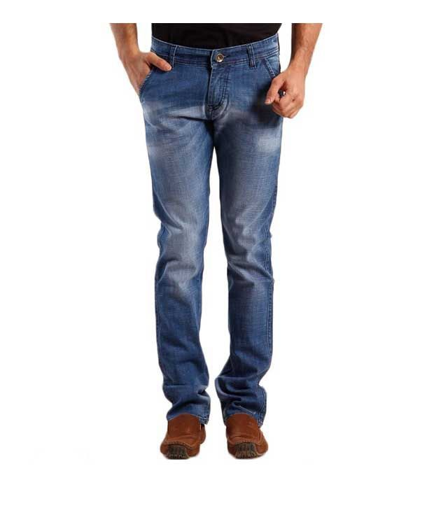 Design Roadies Light Blue Jeans