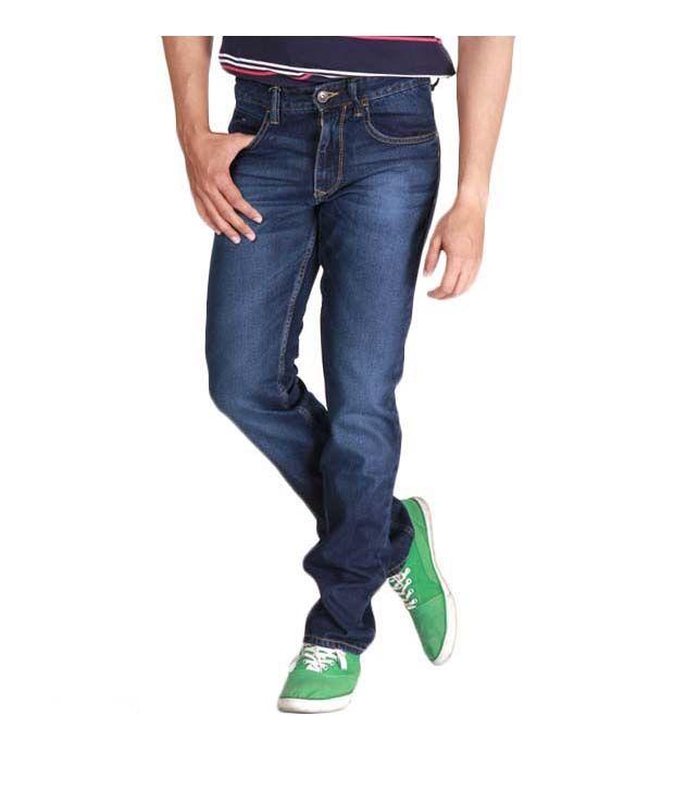 John Players Urban Blue Jeans