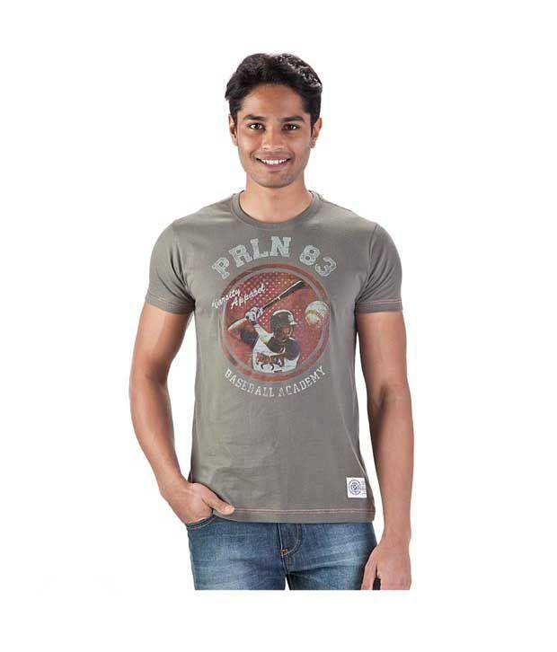 Proline Dark Grey T shirt