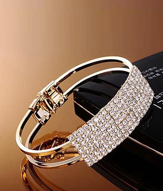 Cinderella Fashion Jewelry  Shimmery Bracelet
