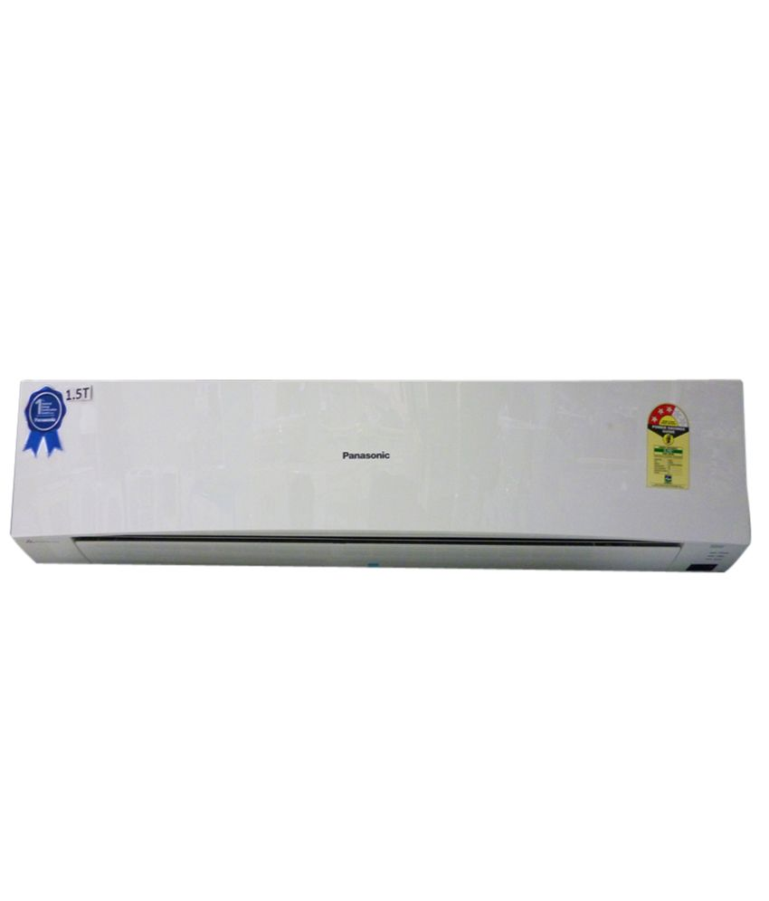 Panasonic CS-YC18QKY3 1.5 Ton 3 Star Split Air Conditioner