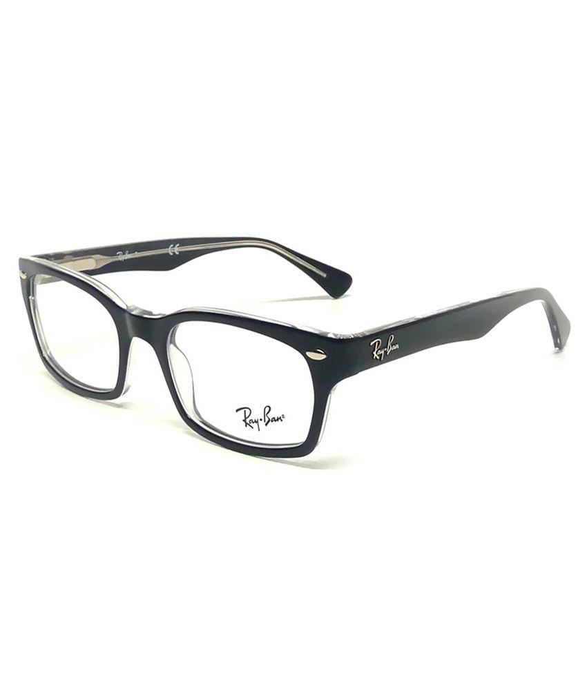 5122e36b015 Ray-Ban RB-5150-2034-Size 50 Wayfarer Eyeglasses - Buy Ray-Ban  RB-5150-2034-Size 50 Wayfarer Eyeglasses Online at Low Price - Snapdeal