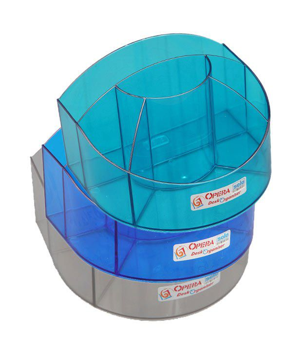 solo desk organizer amphitheater buy online at best price in rh snapdeal com