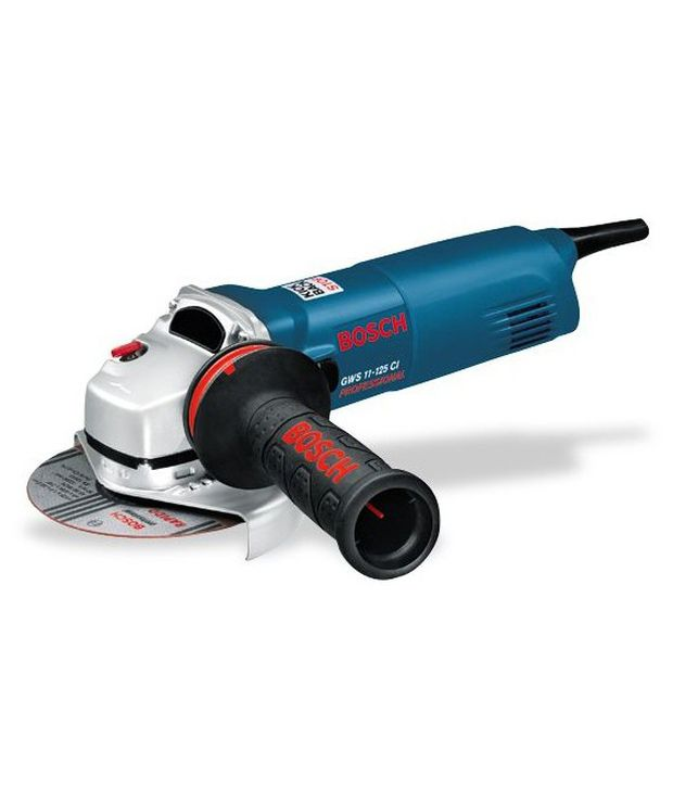 bosch gws 11 125 ci 125 mm 1100 w electric angle grinders buy bosch gws 11 125 ci 125 mm 1100 w. Black Bedroom Furniture Sets. Home Design Ideas