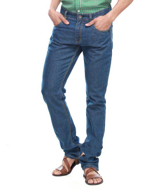 Jogur Medium Blue Basics  Jeans