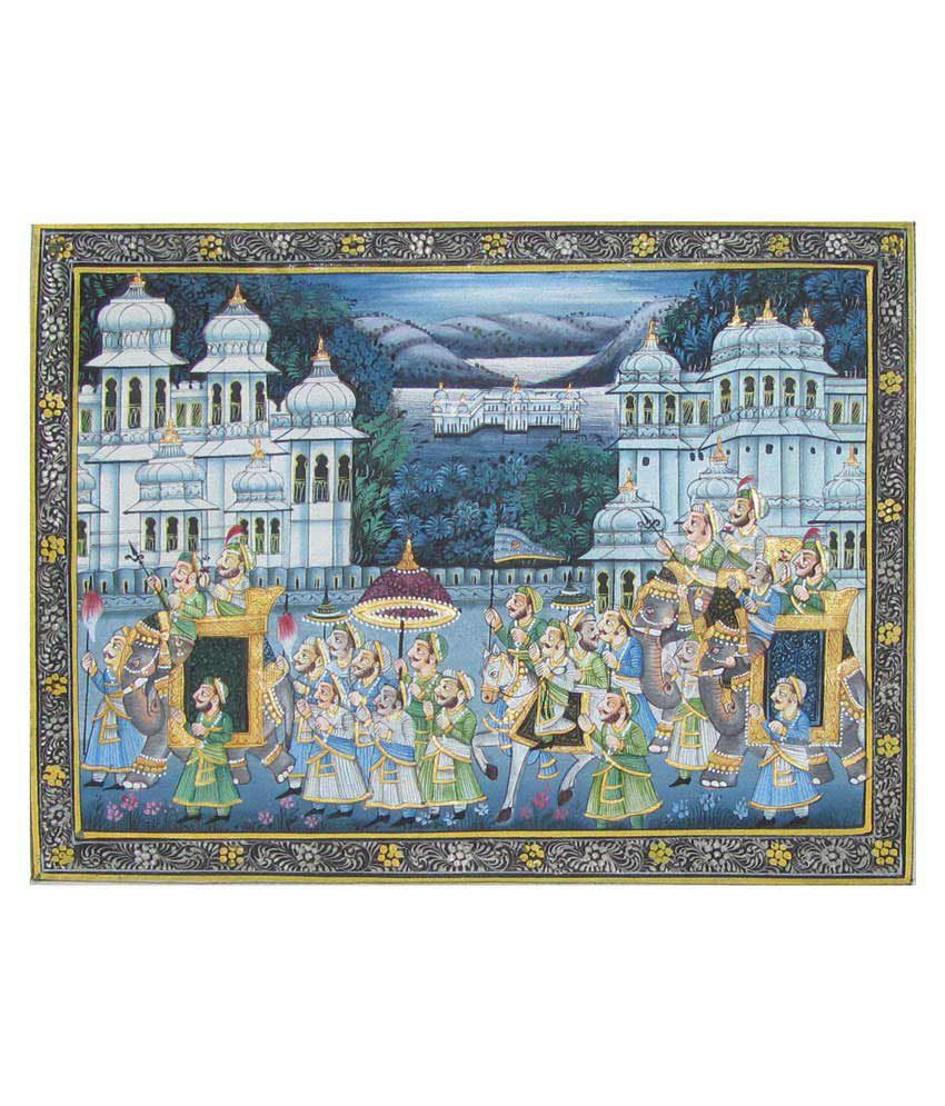 eCraftIndia Mughal Royal Procession