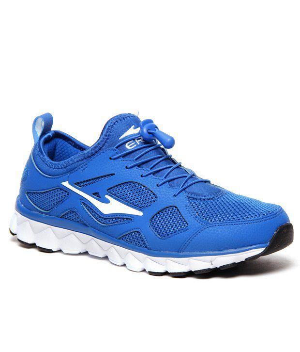 Erke Sober Blue Running Shoes - Buy