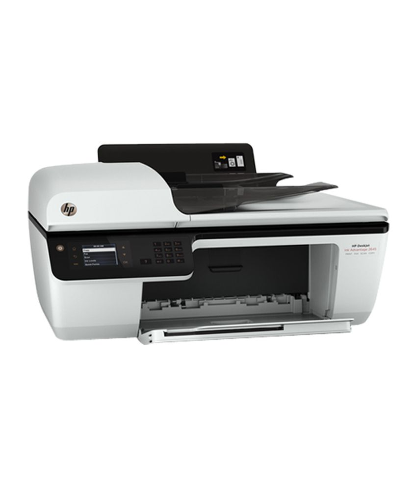 HP Deskjet Ink Advantage 2645 All-in-one Printer - Buy HP ...