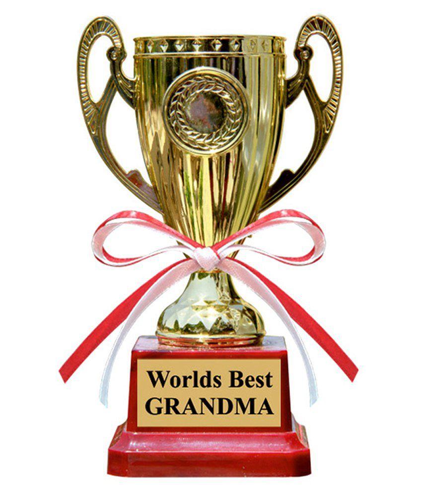 Neil Golden World S Best Grandma Trophy Buy Neil Golden