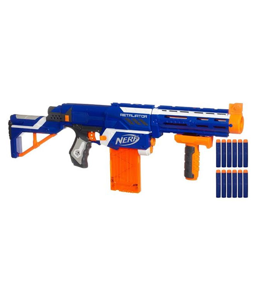 sought after as presents for christmas and birthdays. Why is this such a  problem? Well, because they are so high tech and complicated, new Nerf guns  can be ...