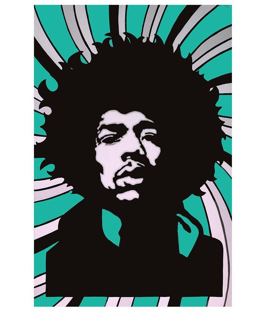 Artifa Jimi Hendrix Poster
