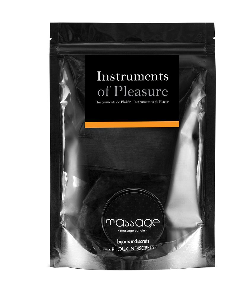 Bijoux Indiscrets: Instruments of Pleasure Candle Orange