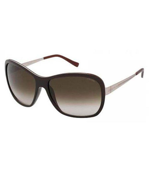 Police Police Square Po-S8534-0A39-61 Women's Sunglasses