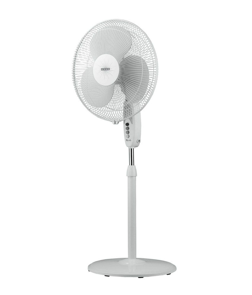 Pleasant Usha 400 Mm Mist Airduos Pedestal Fan Home Interior And Landscaping Pimpapssignezvosmurscom