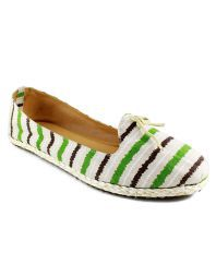 Willy Winkies Green Casual Shoes