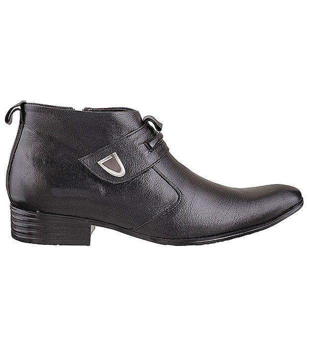 Metro Black Boots