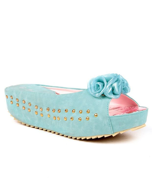 Anand Archies Blue Platforms