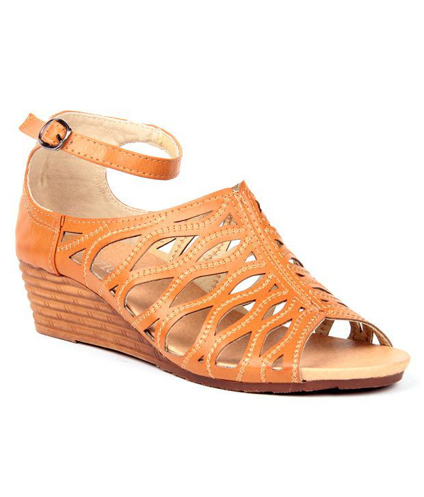 Anand Archies Brown Wedges
