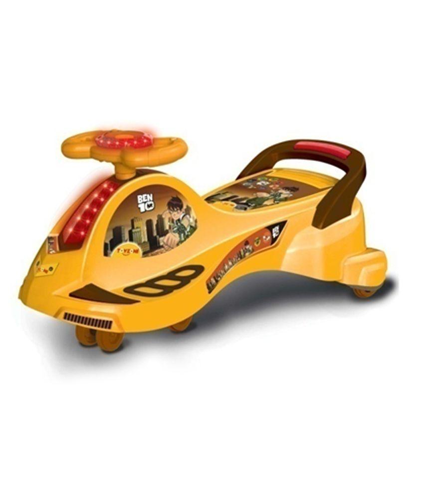 Toyzone Ben10 City Magic Car Cars