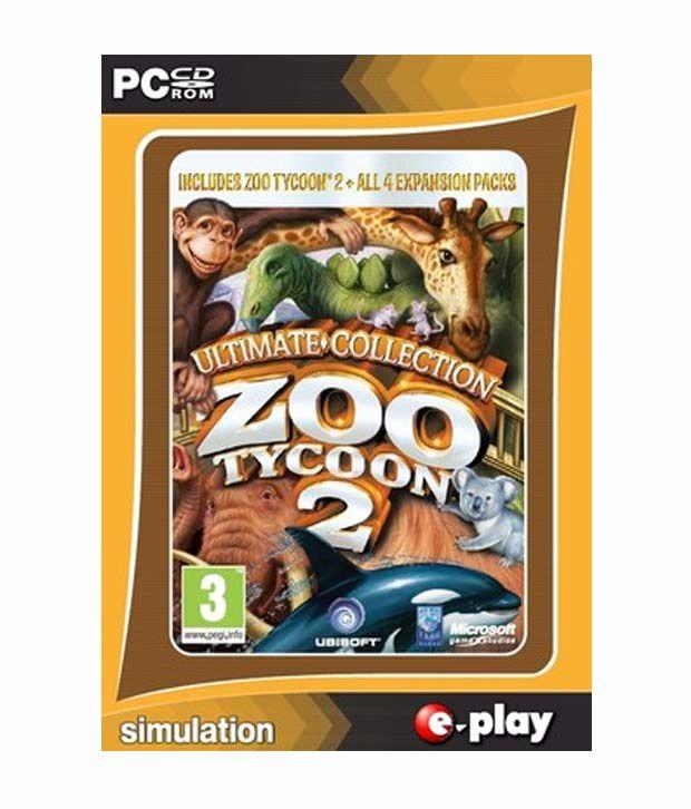 14/11/2015· Zoo Tycoon 2: Ultimate Collection - PC (Completo) Zoo Tycoon 2 é um jogo desenvolvido pela Microsoft Game Studios e Blue Fang Games. Zoo Tycoon 2 é um simulador que colocará você no comando de um zoológico. É você quem administra tudo, desde as necessidades de cada animal ao fluxo do público que visita cada jaula.