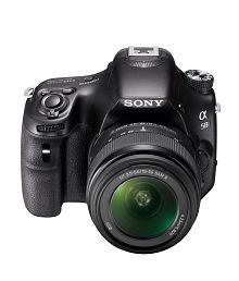 Sony Alpha SLT A58K with 18-55mm Lens