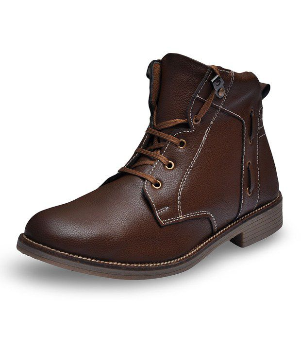 FOREST Brown Boots