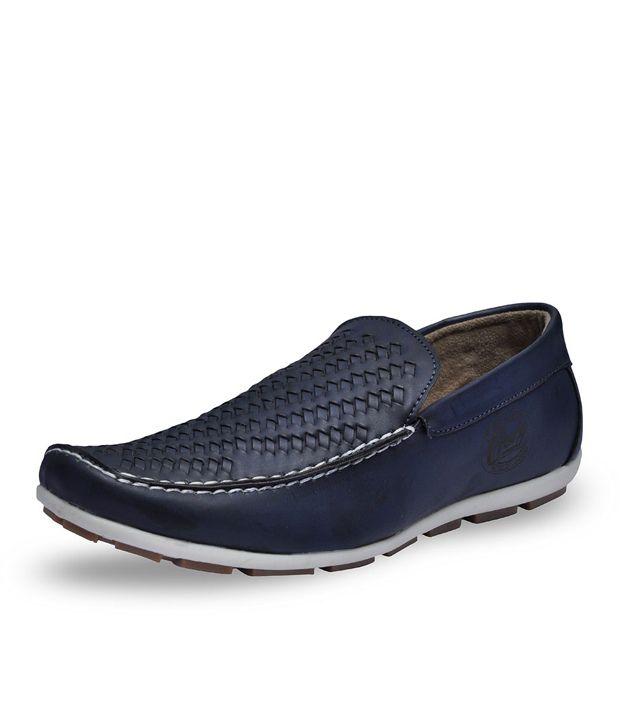 Italiano Blue Loafers