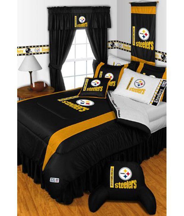 Steelers Bedding Queen Size