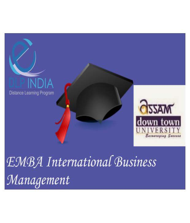 Executive MBA in International business by DLP India