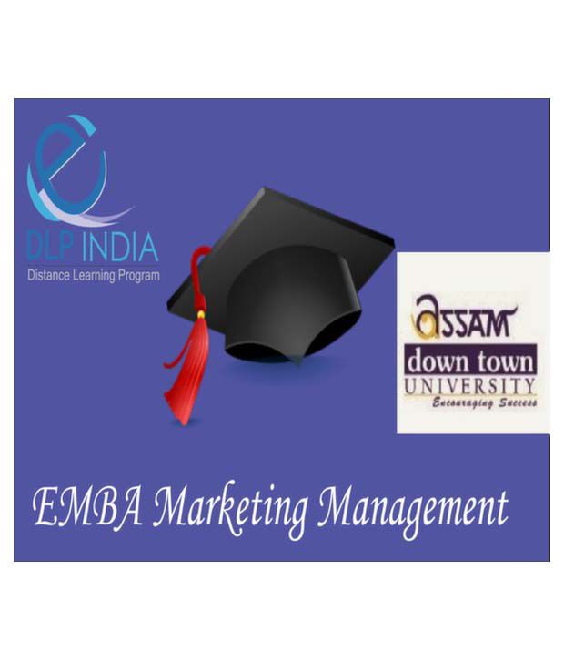 Executive MBA in Marketing Management by DLP India
