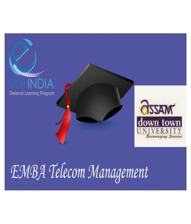 Executive MBA in Telecom Management by DLP India