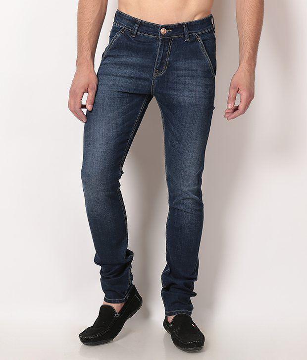 FEVER Blue Slim  Jeans