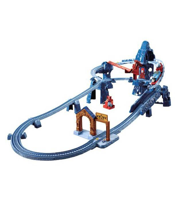 Fisher Price Thomas And Friends: TrackMaster Risky Rails ...