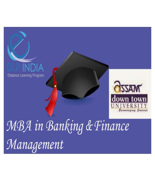 MBA in Banking and Finance Management by DLP India