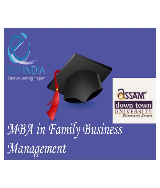 MBA in Family Business Management by DLP India