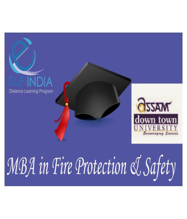 MBA in Fire Protection and Safety by DLP India