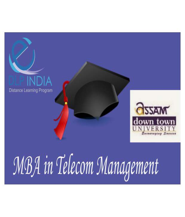 MBA in Telecom Management by DLP India
