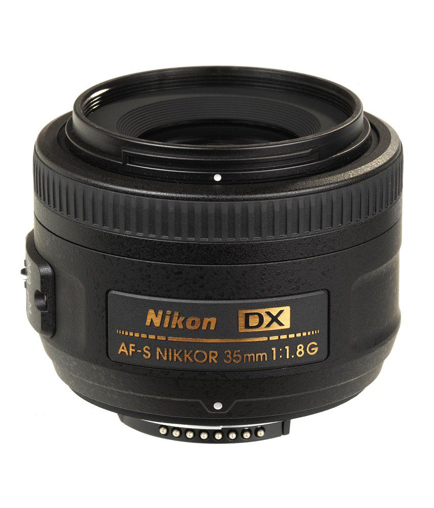 nikon 35 mm f 1 8 g af s dx lens dx format price in india buy nikon 35 mm f 1 8 g af s dx. Black Bedroom Furniture Sets. Home Design Ideas