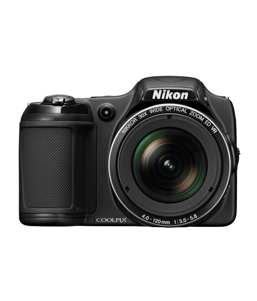 Nikon Coolpix L820 16MP Semi SLR