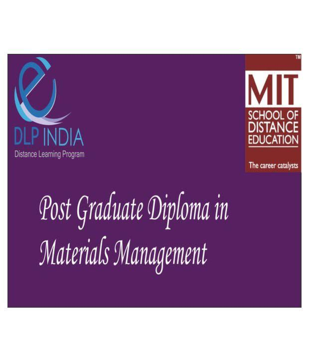 PGD In Materials Management by DLP India
